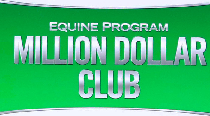 P&K Joins John Deere Equine's Million Dollar Club