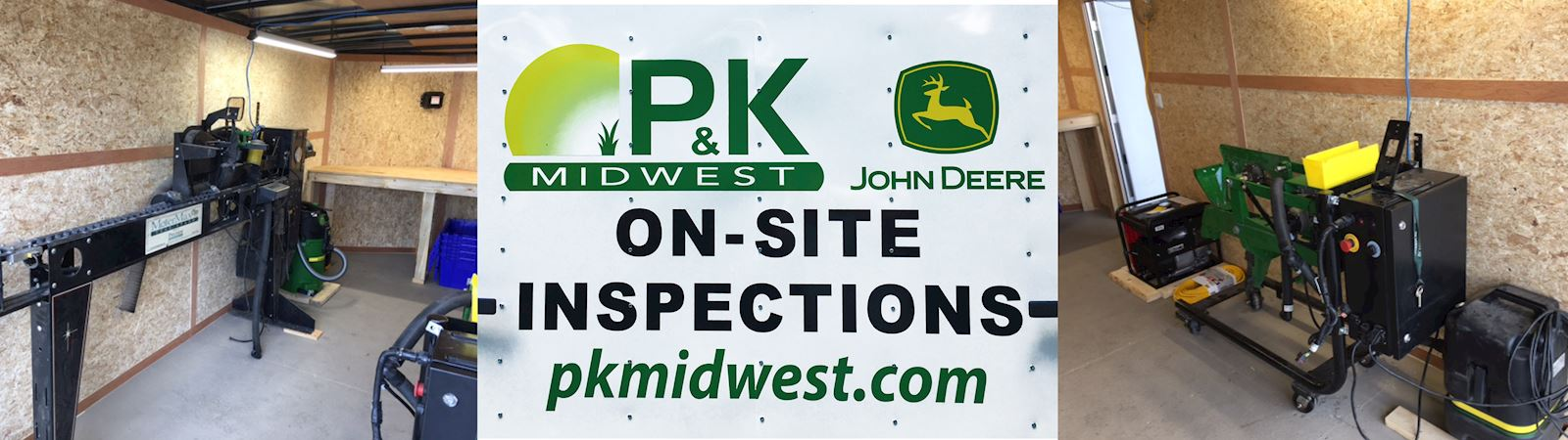 On-Site Inspections at P&K Midwest