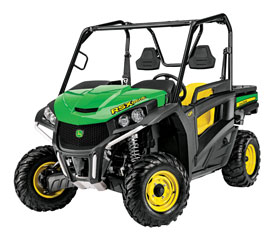 $1,500 off RSX Gator Utility Vehicles during Green Weekend Sales