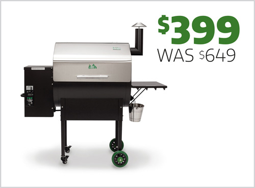Choice Daniel Boone WiFi Stainless Steel Grill $399 during P&K's Black Friday Sales Event