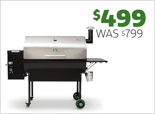 Choice Jim Bowie WiFi Stainless Steel Grill $499 during P&K's Black Friday Sales Event