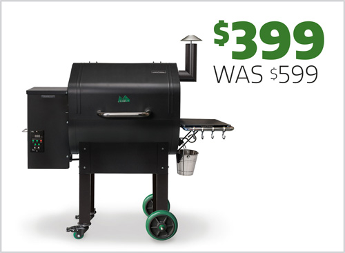 Prime Daniel Boone Grill $399 during P&K's Black Friday Sales Event