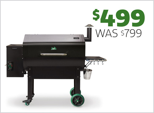 Prime Jim Bowie Grill $499 during P&K's Black Friday Sales Event