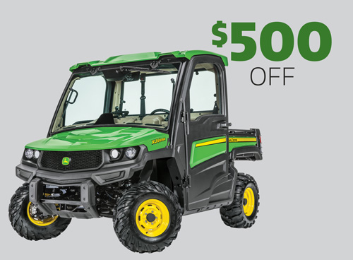 XUV 835 & XUV 865 $500 off during P&K's Black Friday Sales Event