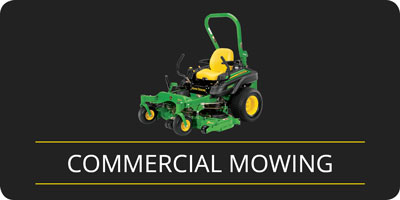 Commercial Mowing Equipment Attachments