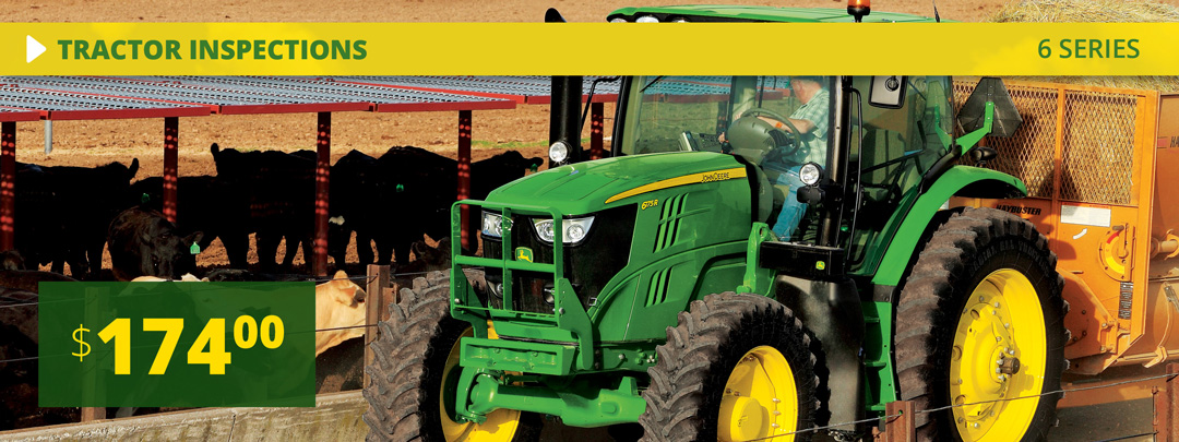P&K Advantage Tractor Inspections