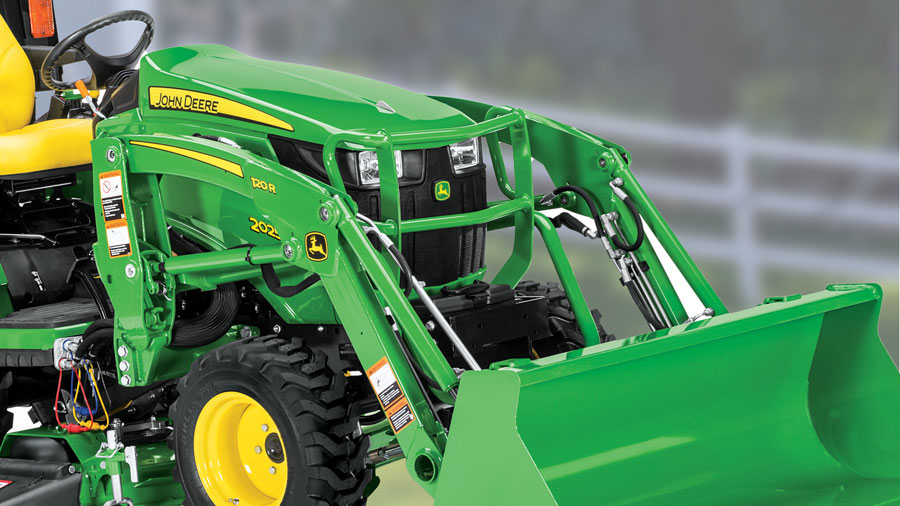 Get a 2025R Compact Utility Tractor & Loader for $185 per or $18,399 plus free delivery at P&K!